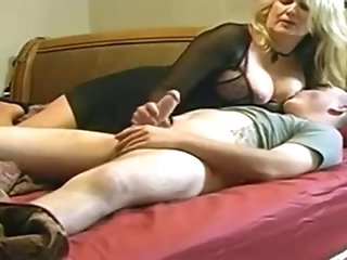 Experienced, round ash-blonde is making love with the brush married friend, concerning front be advantageous to a hidden camera making love video