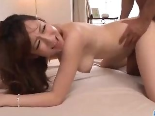 Remarkable japanese babe, Reon Otowa got down and dirty with regard to her fond of neighbor next door porntube