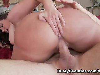 Juicy buxomy Kelly Divine got drilled very hard