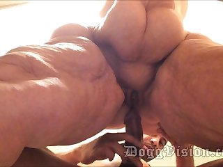 Anal Tie the knot GILF 56y Wide Hips BBW Amber Connors