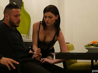 Jessica Rex is having crazy sex fun with hot blooded Danny Mountain