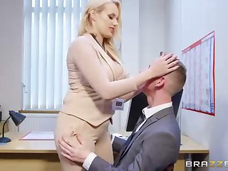 Investor Wicky is a luxurious ash-blonde mummy who s constantly providing titjobs to the brush fucking partners