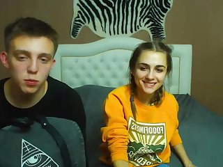 Extraordinary Webcam Couple