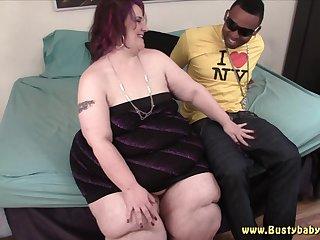 Tantalizing Mae Shag - interracial sex