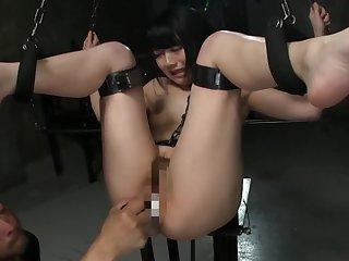 Exotic porn scene Hogtied craziest , watch it