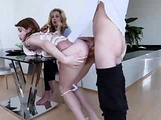 Sex during training dinner and italian The Sex Crazed
