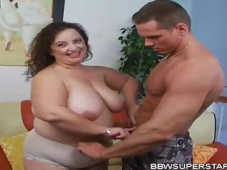 Shianna Chubbies Mexican Cougar Mommy Sucking and Fucking