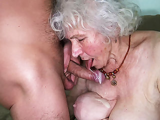 curvy 91 years aged mom fucked by toyboy